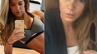 Sylvie Meis Sabia Boulahrouz Instagram - Foto: Instagram / Sylvie Meis / Sabia Boulahrouz