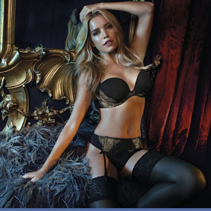 76e2832f6b25dc Sylvie Meis: So sexy in neuer Hunkemöller Kampagne | InTouch