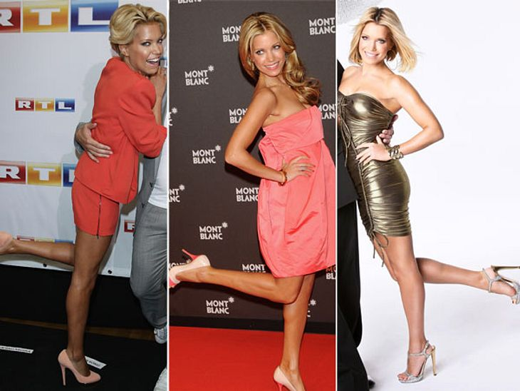 Diese Stars posen immer gleichZu dieser Pose hat Sylvie van der Vaart (34) anscheinend ein Flamingo inspiriert. Wie sonst ist es zu erklären, dass die Moderatorin ein Bein anwinkelt, sobald eine Kamera auf sie gerichtet ist?