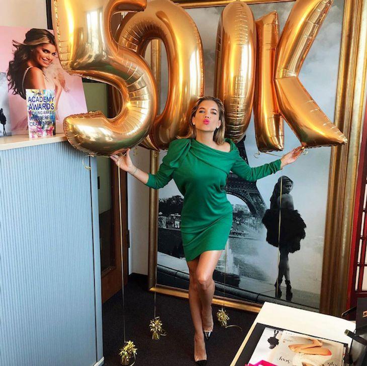 Sylvie Meis: Sie feiert ihren persönlichen Instagram-Rekord