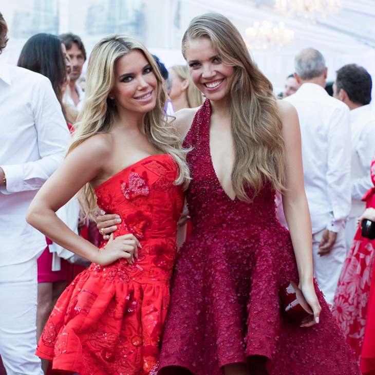 Victoria Swarovski & Sylvie Meis: Von wegen Konkurrenzkampf!