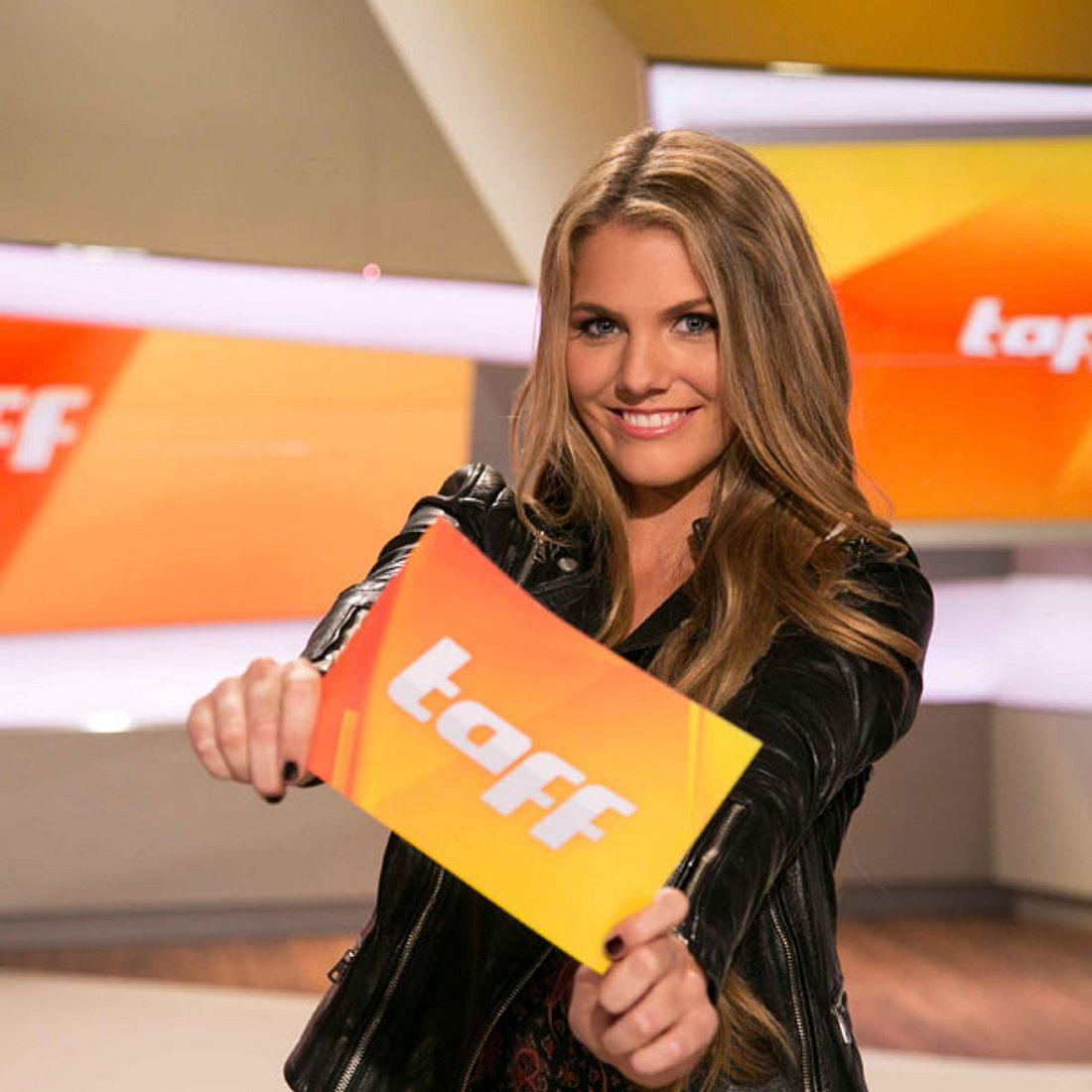 Viviane Geppert wird neue taff-Moderatorin