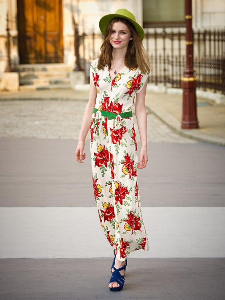 """Das Catwalk-Queen unter den It-Girls: Tali Lennox (18)Dürfen wir vorstellen: """"The Next Big Thing""""! So wird die Tochter von """"Eurythmics""""-Sängerin Annie Lennox (57) in Fashion-Kreisen gehandelt. Dolce & Gabbana, Acne,"""