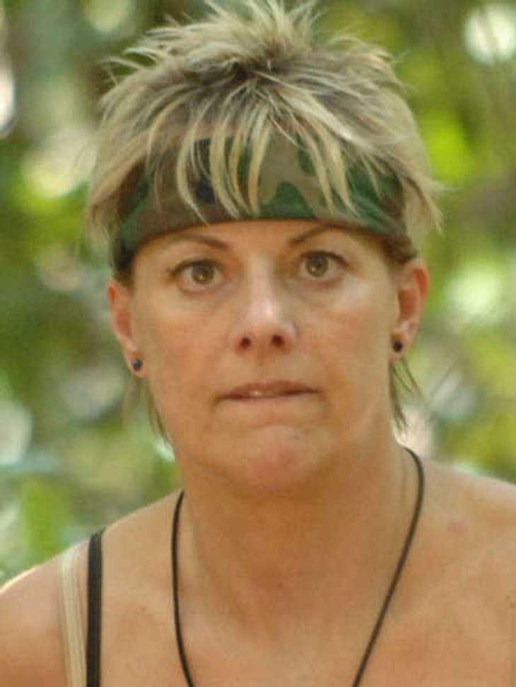 Tanja Schumann darf das Dschungelcamp nach langer Leidenszeit verlassen