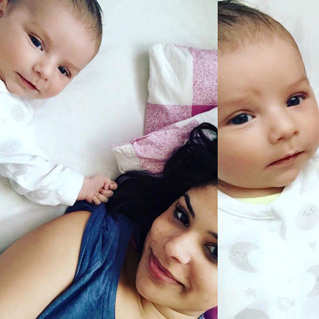 Tanja Tischewitsch: Wird Baby Ben Model?