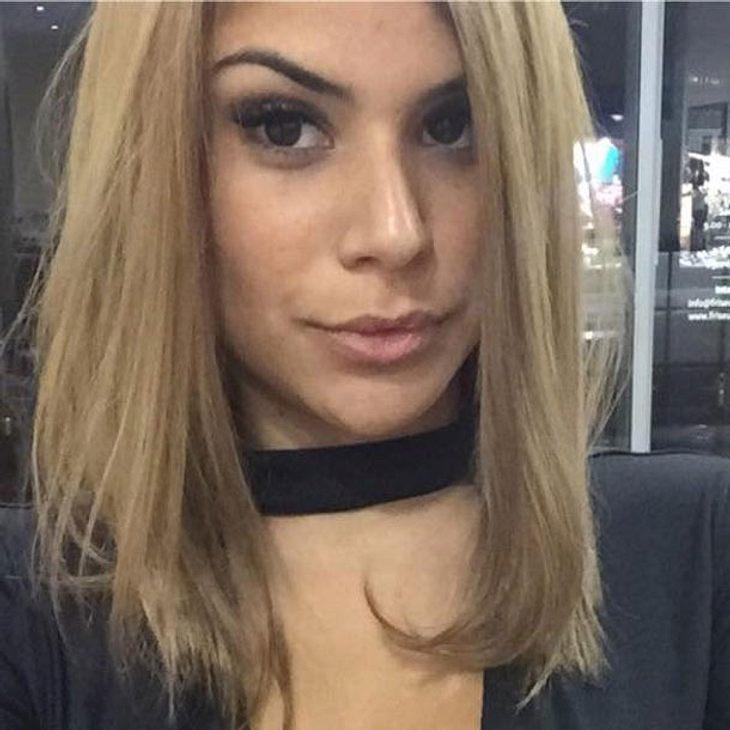Tanja Tischewitsch ist jetzt blond!