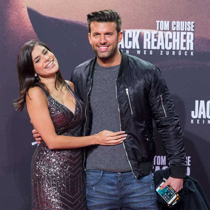 Tanja Tischewitsch: Ist Jay Khan ihr neuer Freund?