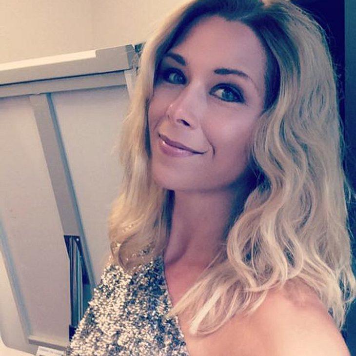 Tanja Szewczenko fällt der Spagat zwischen Kind und Job gar nicht leicht
