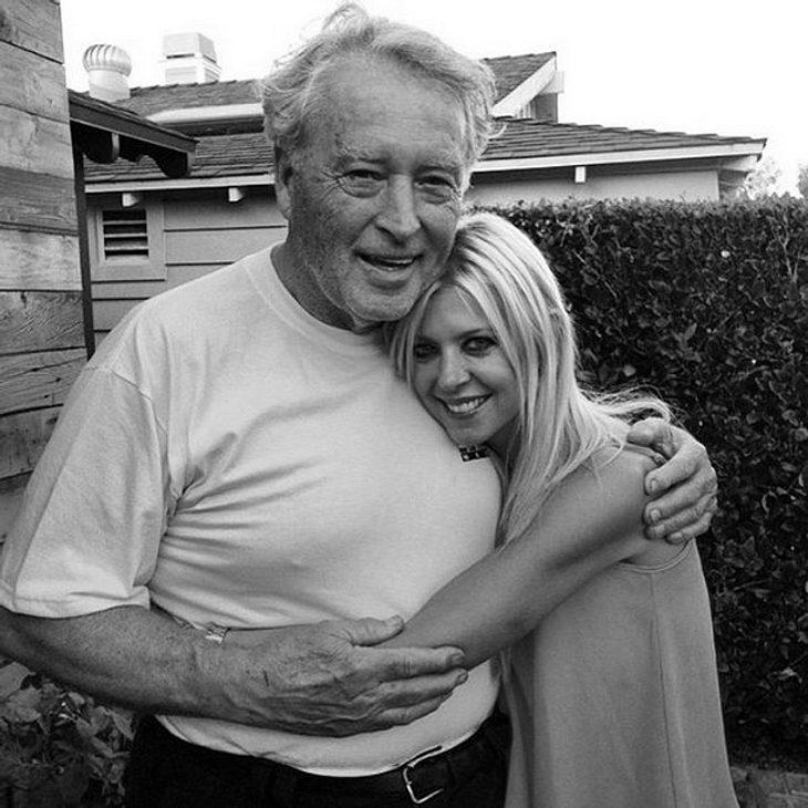 Schock für Tara Reid: Ihr Vater ist verstorben!