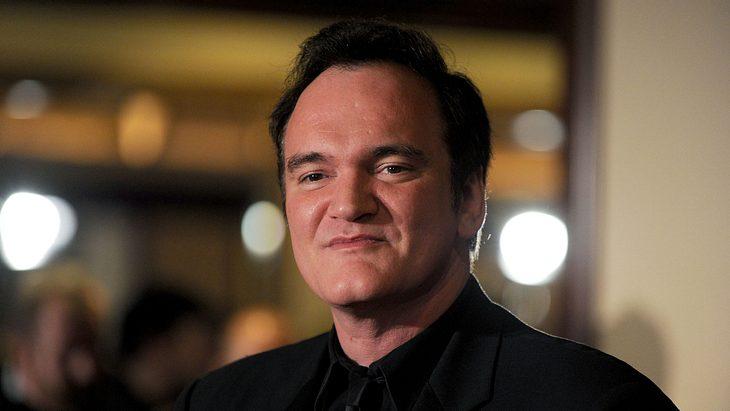 Quentin Tarantino: Hochzeits-Sensation!
