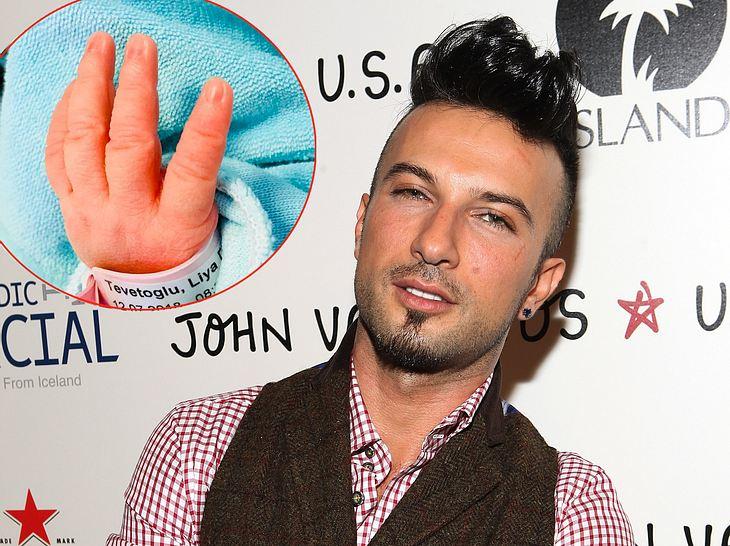 Das Baby ist da: Popstar Tarkan zum ersten Mal Vater