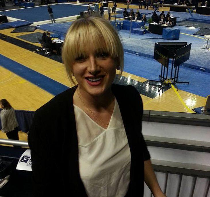 Olympiasiegerin Tatiana Gutsu wirft ihrem Teamkollegen Vergewaltigung vor