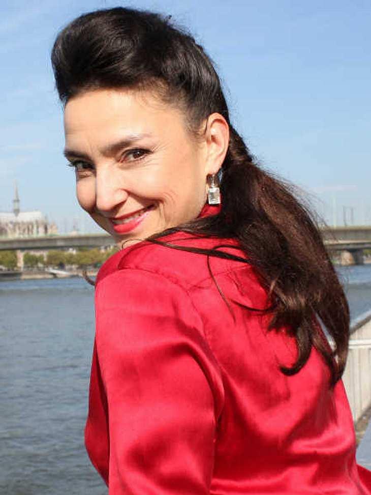 Tatjana Clasing alias Simone Steinkamp mag es lieber natürlich