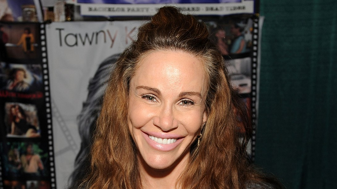 Tawny Kitaen - Foto: GettyImages