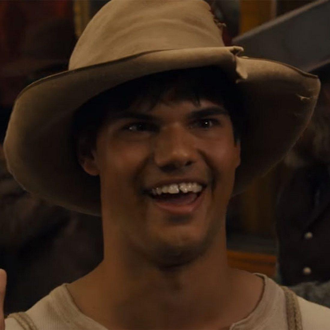Taylor Lautner in Ridiculous 6