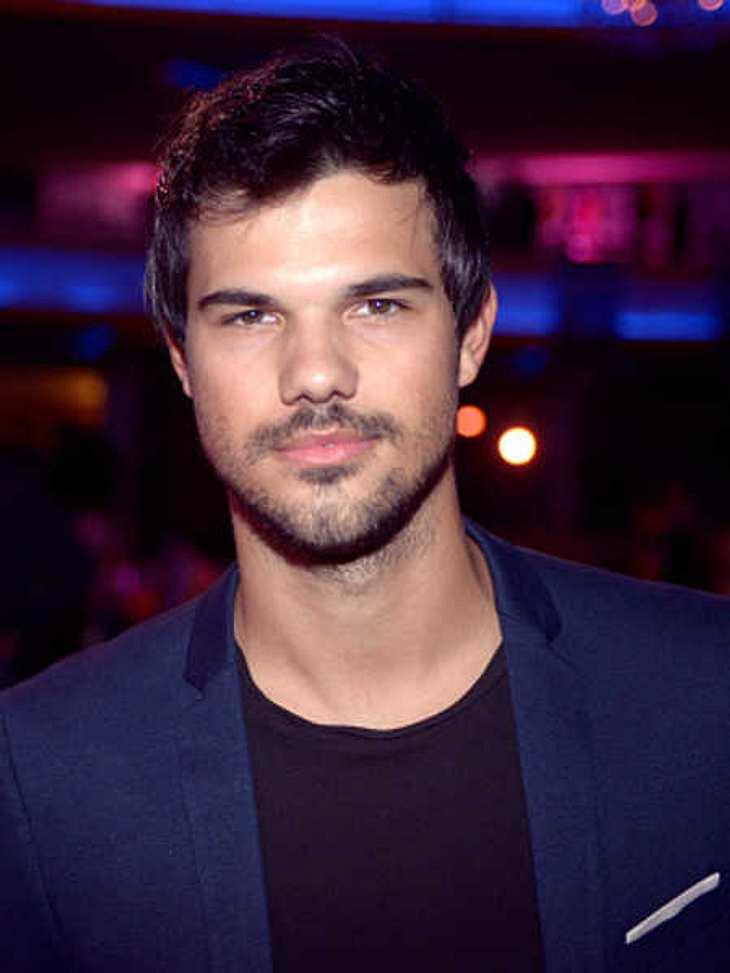 """Taylor Lautner: Der """"Twilight""""-Star wurde in Schwulenbar gesehen"""