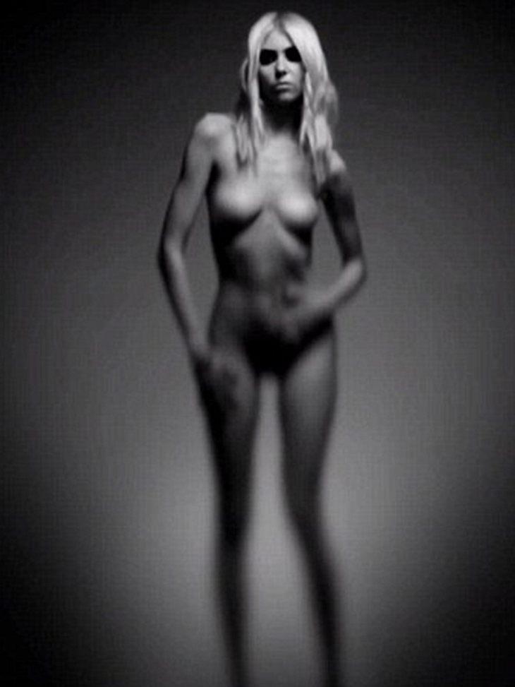Taylor Momsen liebt es zu provozieren. Ist das der Grund für ihren Nacktauftritt?