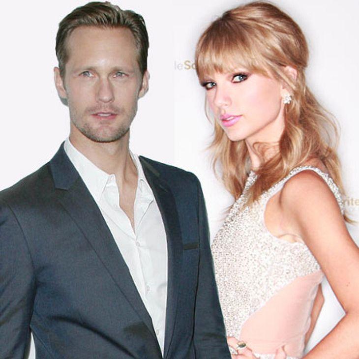 Hat sich Taylor Swift Alexander Skarsgard geangelt?