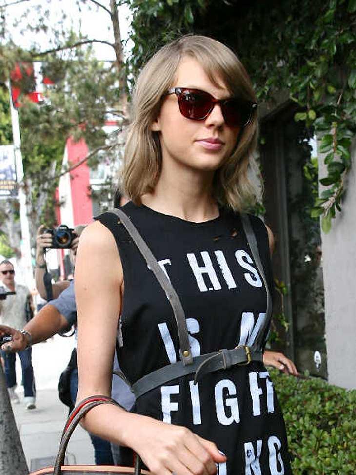 Taylor Swift legt sich mit Apple an!