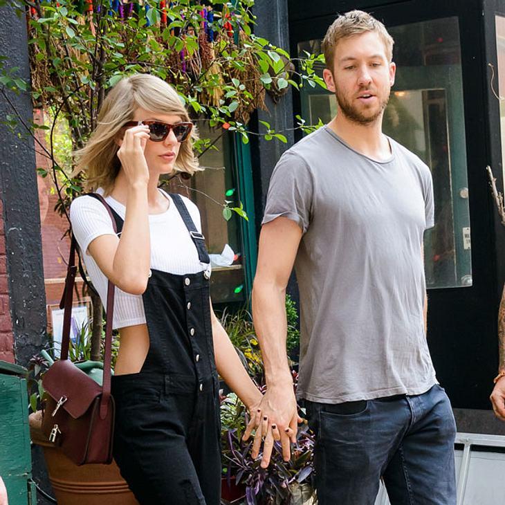 Calvin Harris will nicht mit Taylor Swift arbeiten