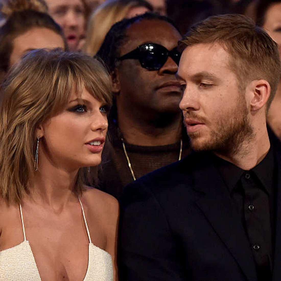 Taylor Swift Calvin Harris Trennung Ring