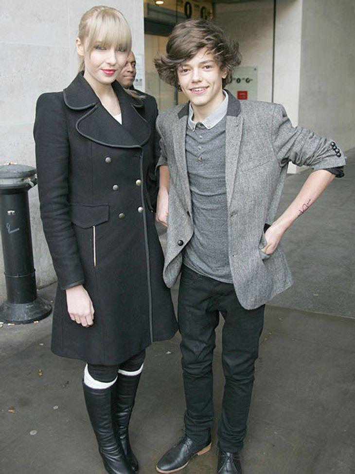 Harry Styles und Taylor Swift: Erstes Treffen seit der Trennung