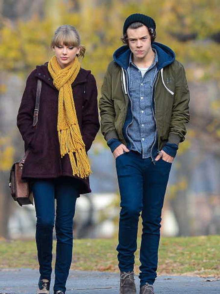 Taylor Swift & Harry Styles: Wieder ein Paar?