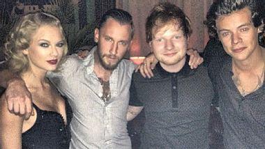 Taylor Swift und Harry Styles posierten auf der After-Party. - Foto: Instagram / Spikyphil