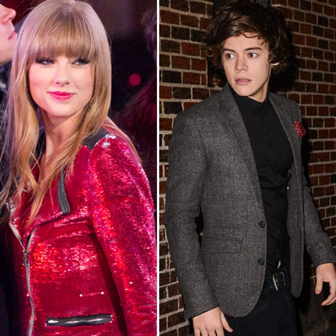 Harry Styles und Taylor Swift sollen ein Sextape haben