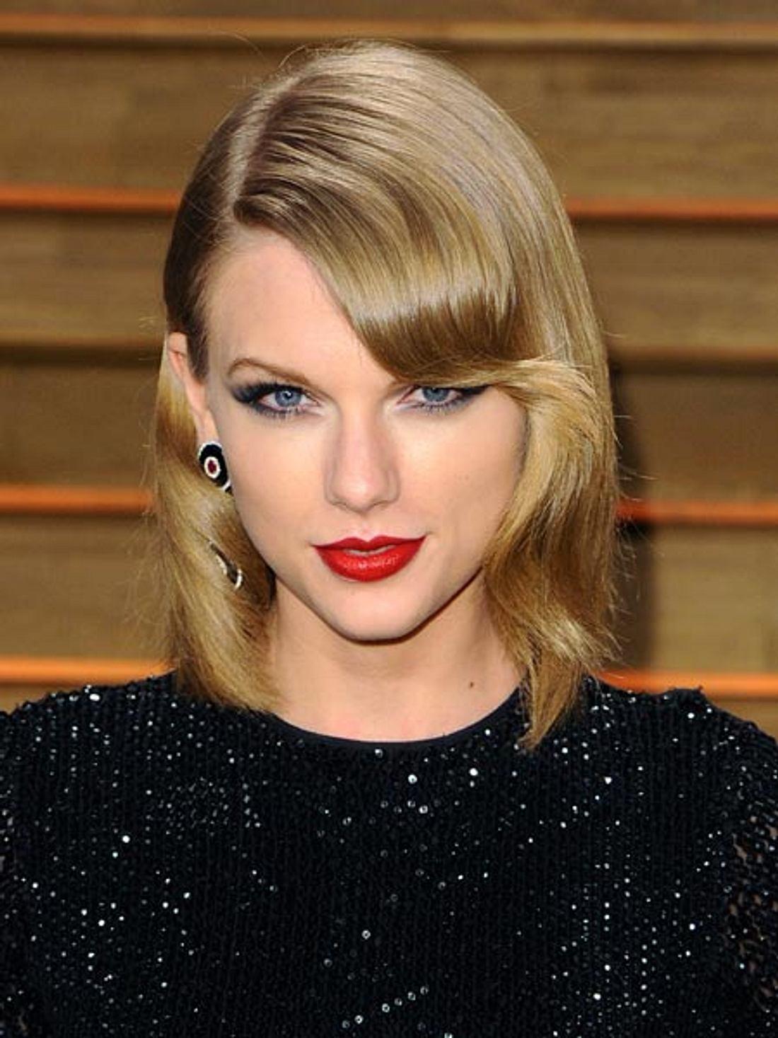 Taylor Swift lässt Model aus der Show kicken