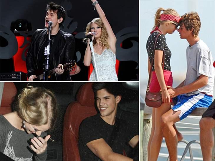 """Jahresrückblick 2012 - Die besten Zitate """"Ich denke, ich bin schlau, bis ich wirklich, wirklich verliebt bin. Und dann bin ich unglaublich blöd.""""Taylor Swift (23) ,"""