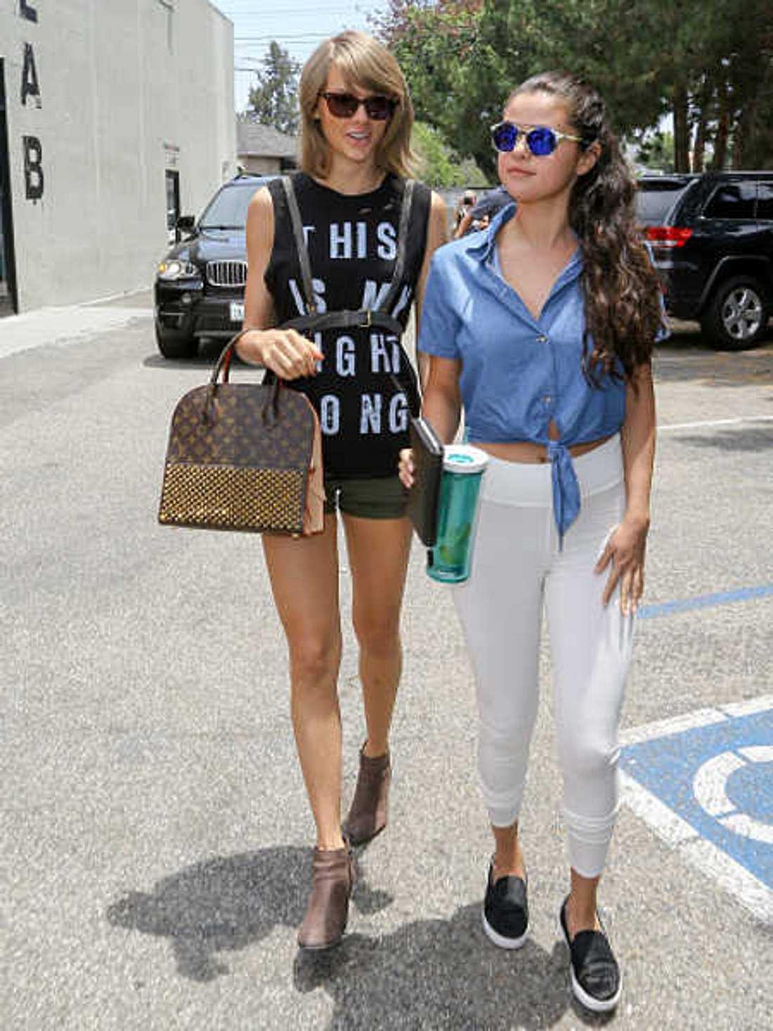 Taylor Swift: Süße Geburtstagsgrüße an BFF Selena Gomez