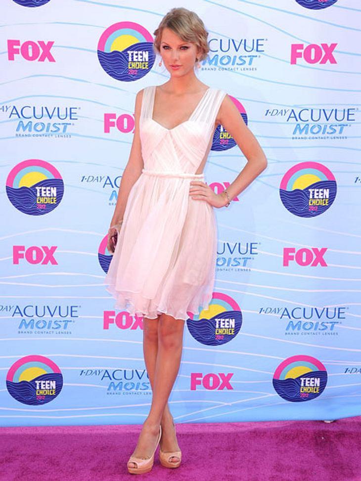 """""""Teen Choice Awards"""" 2012 - Die Highlights"""