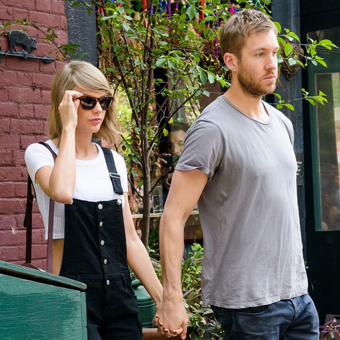 Ist Taylor Swift Ex Calvin Harris fremdgegangen?