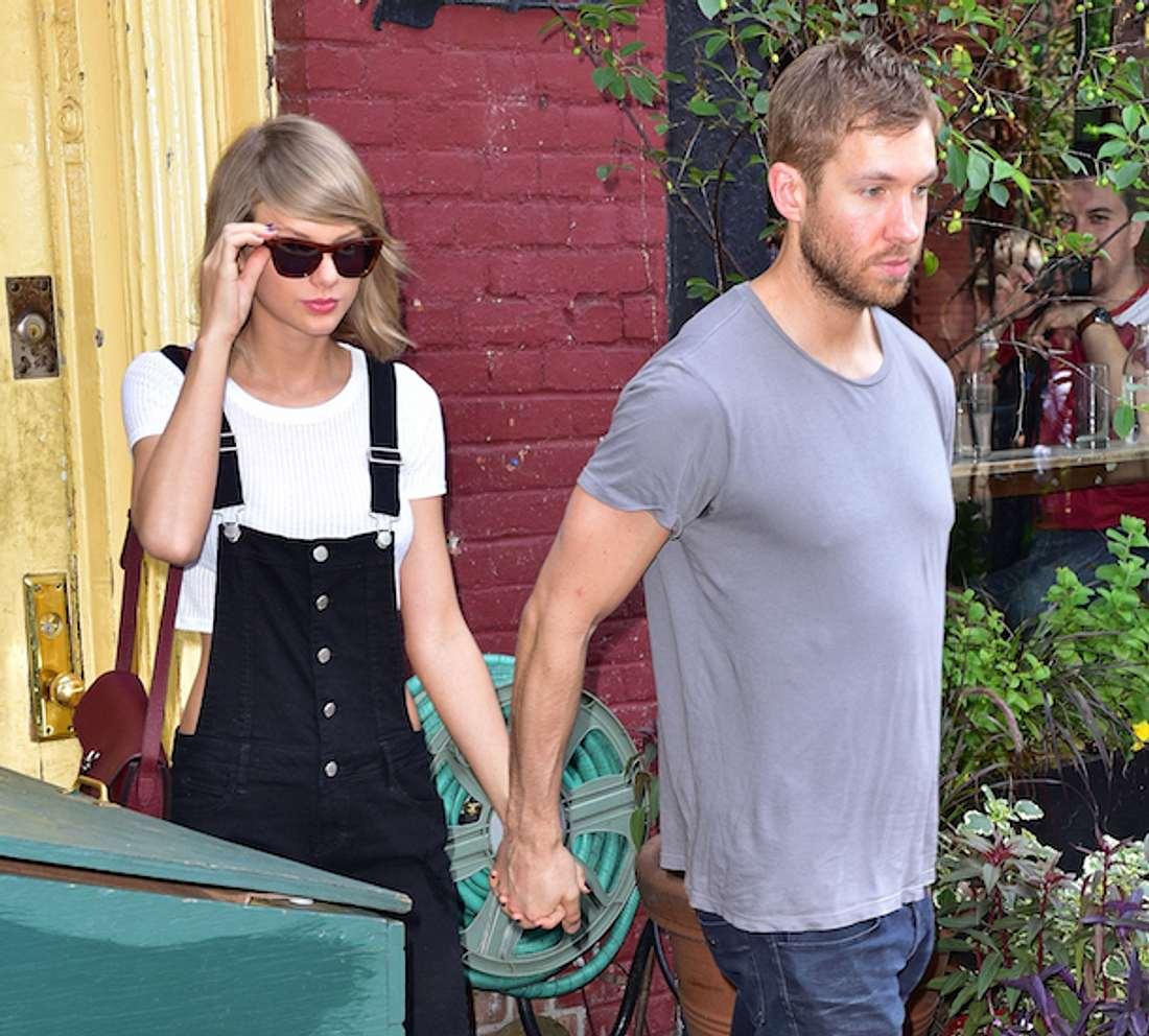 Taylor Swift & Calvin Harris: Sie wollen zusammenziehen!