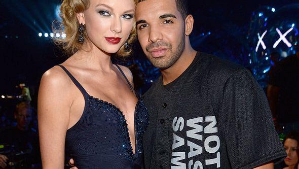 Taylor Swift und Drake bandeln miteinander an - Foto: Getty Images