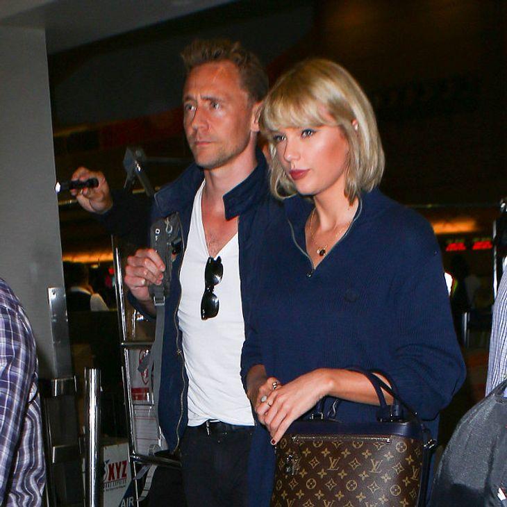 Taylor Swift und Tom Hiddleston verändern sich total für einander