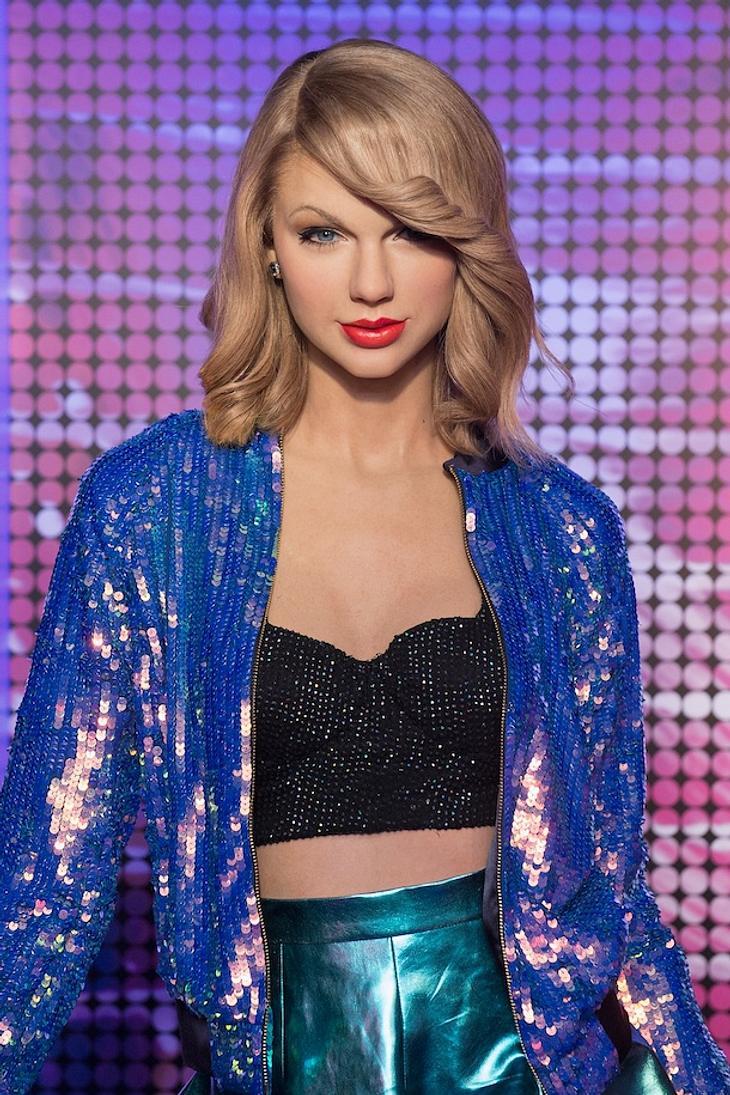 Taylor Swift: Eigene Figur bei Madame Tussauds