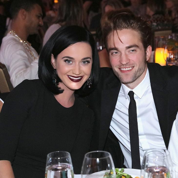 Katy Perry und Robert Pattinson