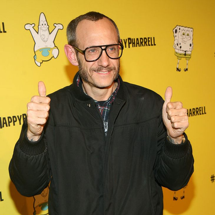 Terry Richardson ist Papa geworden