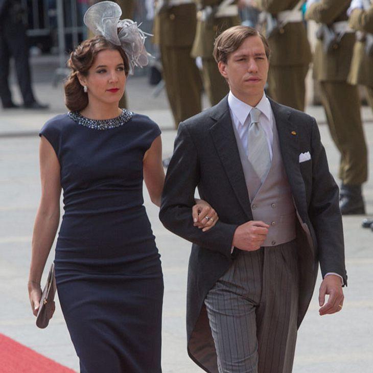 Prinzessin Tessy und Prinz Louis von Luxemburg: Traurige Scheidun, ehrliche Worteg