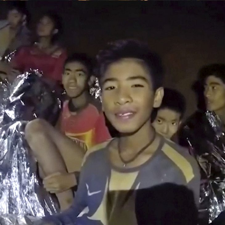 Höhlen-Drama in Thailand: Alle Jungs wurden gerettet!