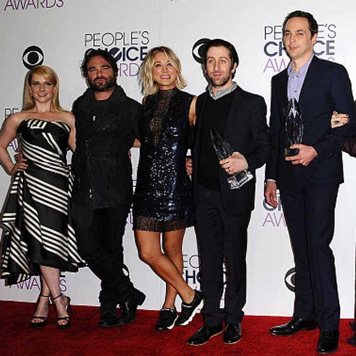 The Big Bang Theory Baby Nachwuchs Bernadette