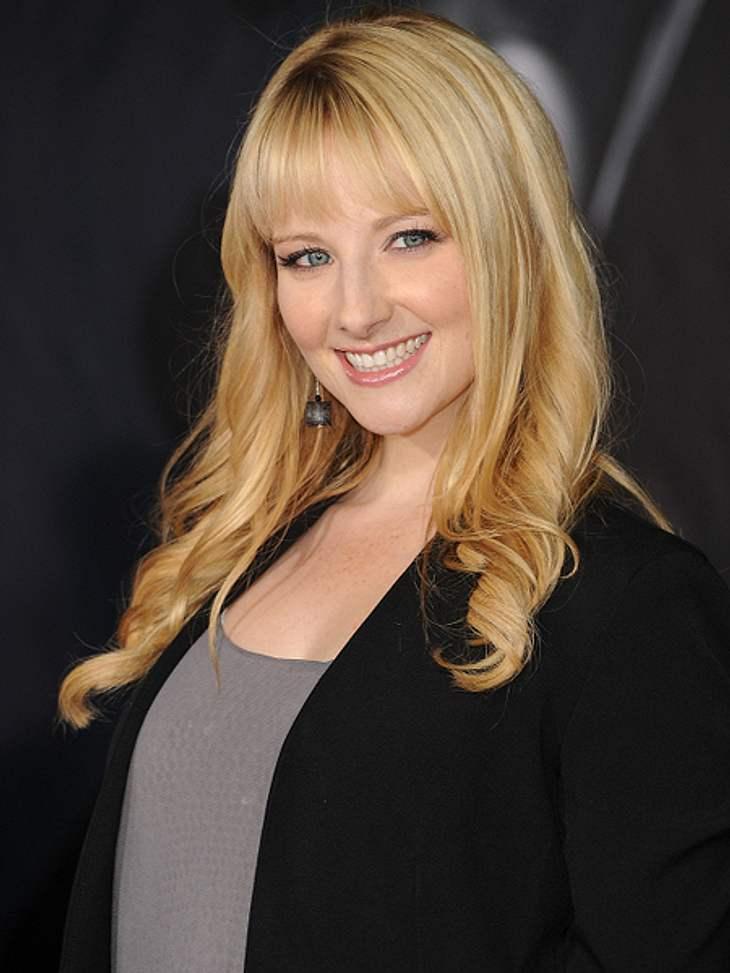 """Die """"The Big Bang Theory""""-Schauspieler ganz privatBevor Melissa Rauch das Angebot für eine Rolle bei """"The Big Bang Theory"""" bekam, war sie ein großer Fan der Serie. """"Als ich zum Vorsprechen ging, war ich so nervös. I"""