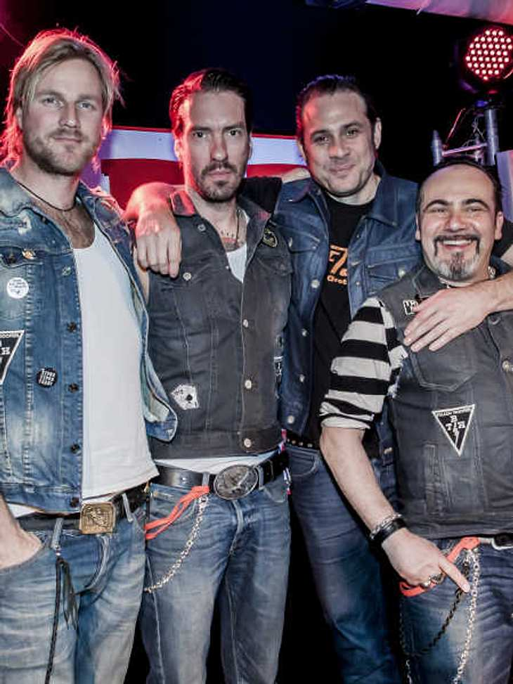 The BossHoss gewinnen den World Music Award 2014!