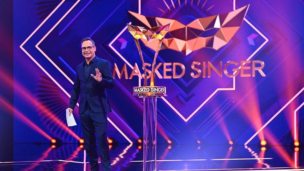 Matthias Opdenhövel moderiert The Masked Singer Staffel 2 - Foto: ProSieben/Willi Weber