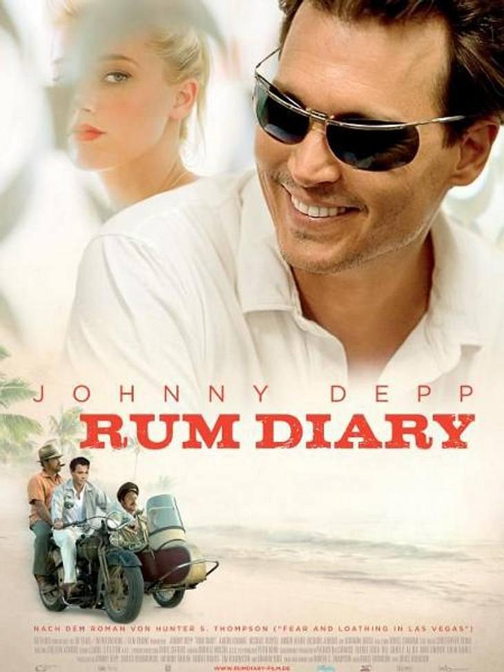 "Unser Kino-Tipp: ""The Rum Diary"""