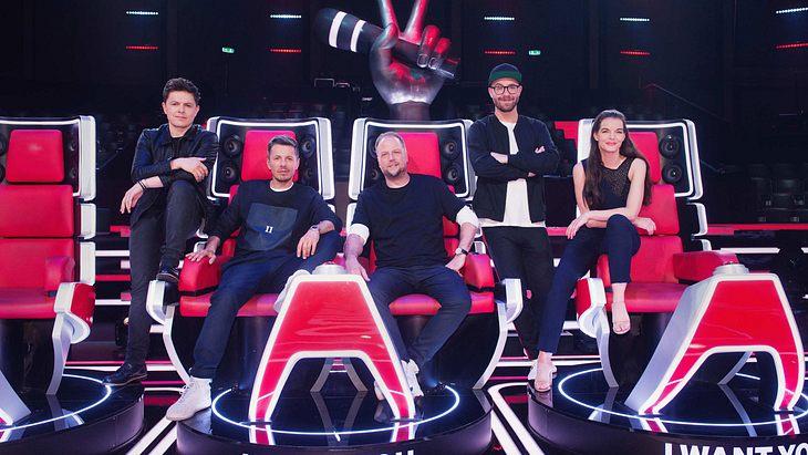 The Voice 2018 Jury