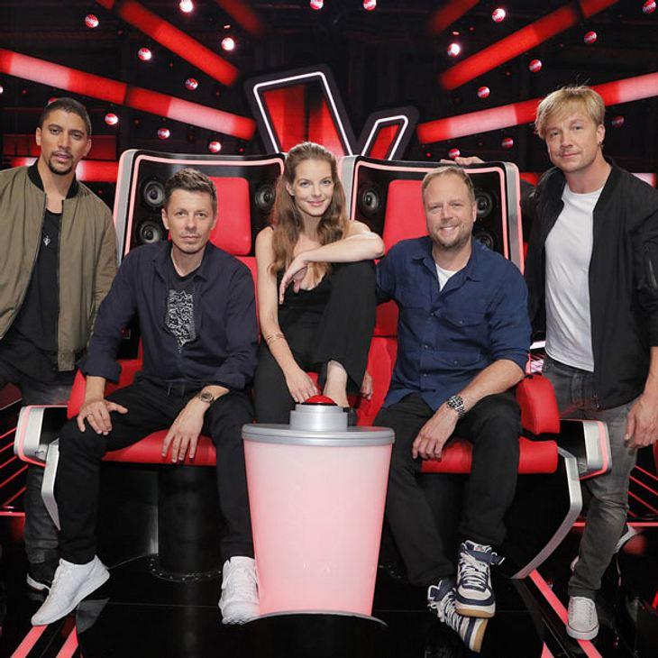 """The Voice of Germany"": Lena Gercke kündigt neue Staffel an"