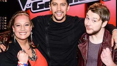 The Voice: Andreas Bourani steht mit Ayke Witt und Tiffany Kemp im Finale! - Foto: Getty Images